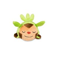 Image for Sleeping Chespin Kuttari Cutie Plush from Pokemon Center