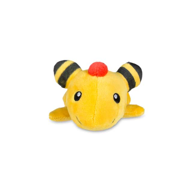 Image for Ampharos Kuttari Cutie Plush from Pokemon Center