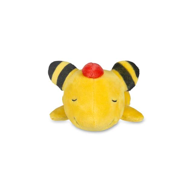 Image for Sleeping Ampharos Kuttari Cutie Plush from Pokemon Center