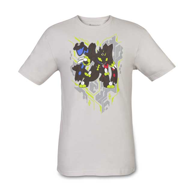 Image for Zygarde Complete Relaxed Fit Crewneck T-Shirt from Pokemon Center