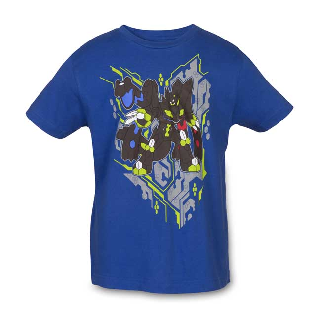 Image for Zygarde Complete Relaxed Fit Crewneck T-Shirt - Youth from Pokemon Center