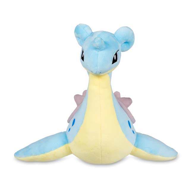 "Image for Lapras Poké Plush (Large Size) - 10 1/2"" from Pokemon Center"