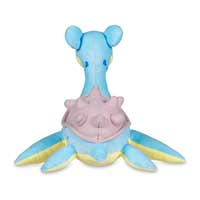 Image for Lapras Poké Plush (Large Size) - 10 1/2 In. from Pokemon Center