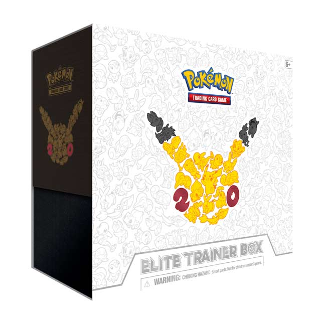 Image for Pokémon TCG: Elite Trainer Box-Generations from Pokemon Center