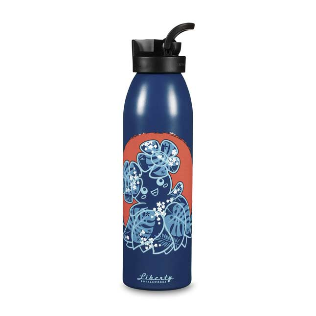 Image for Bellossom Tropics 24 oz. Liberty Bottle from Pokemon Center