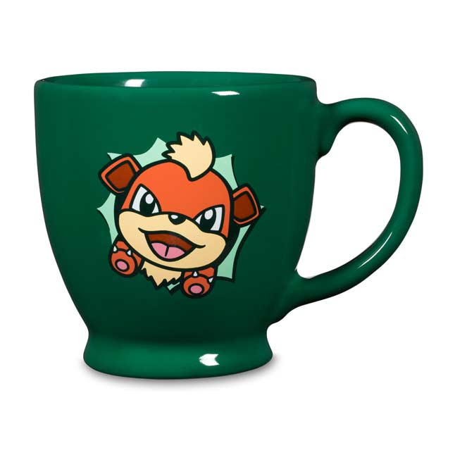 Image for Growlithe Hip Pop Parade Mug - 12 oz. from Pokemon Center