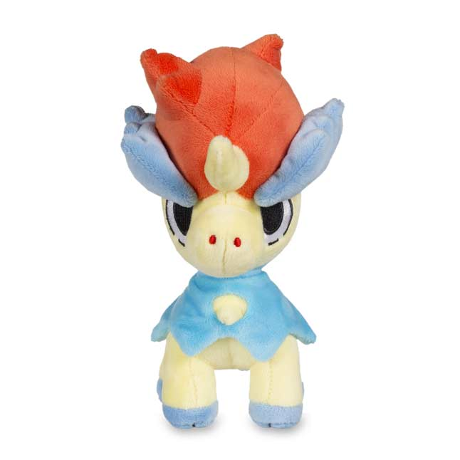 "Image for Keldeo Poké Doll Standard Plush (Ordinary Form) - 7.5"" from Pokemon Center"