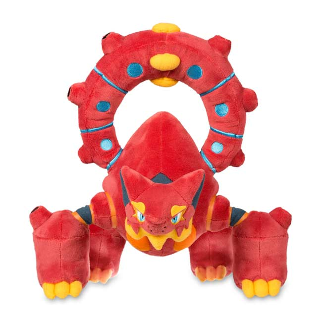 "Image for Volcanion Poké Plush (Large  Size) - 11"" from Pokemon Center"