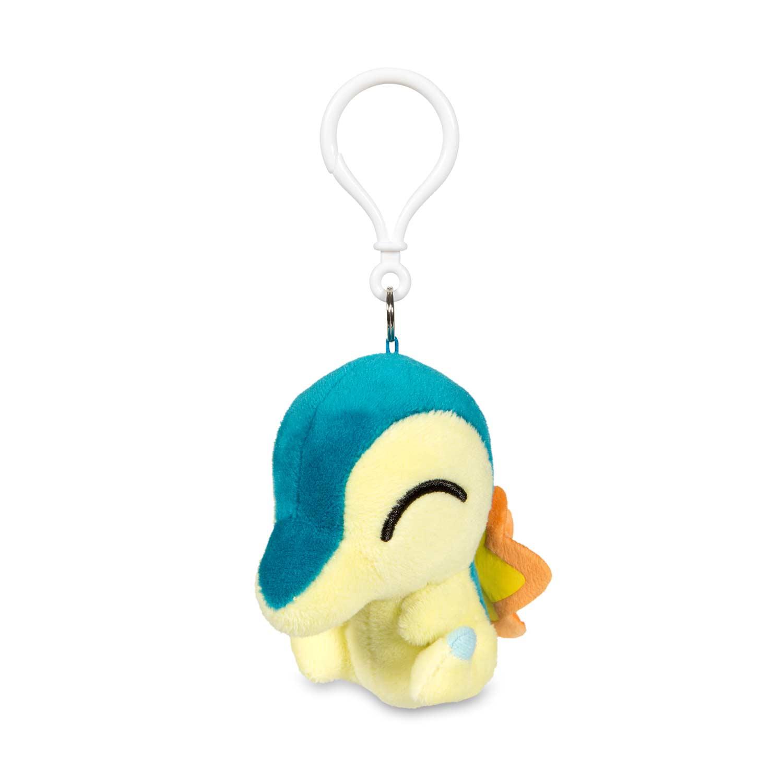 Cyndaquil Secret Base Plush Poke Doll Pokemon Keychain Pokemon