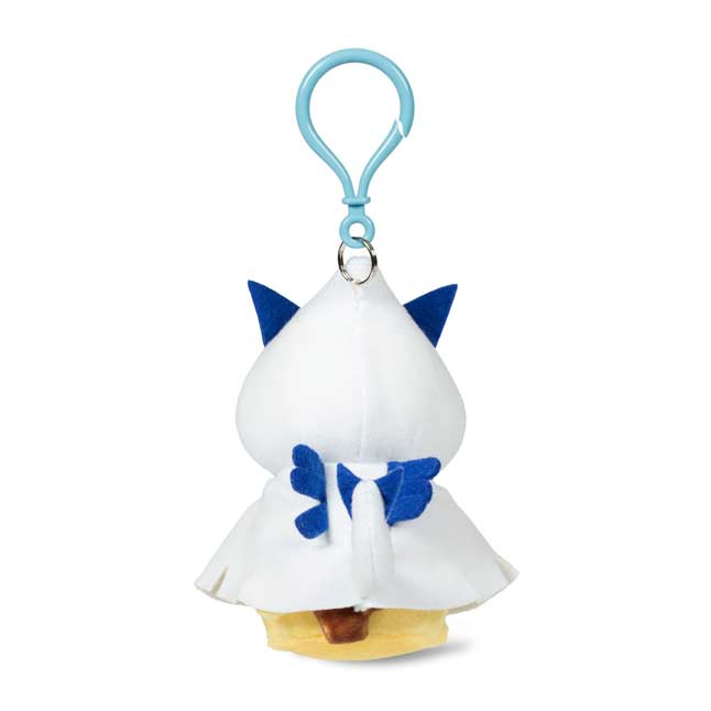 Image for Pikachu with Lugia Hoodie Poké Plush Keychain from Pokémon Center