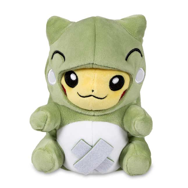 "Image for Pokémon-Amie Substitute Pikachu Plush (Standard) - 6.5"" from Pokemon Center"