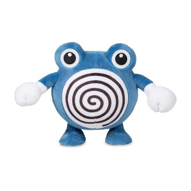 "Image for Poliwhirl Poké Plush (Standard) - 9"" from Pokemon Center"