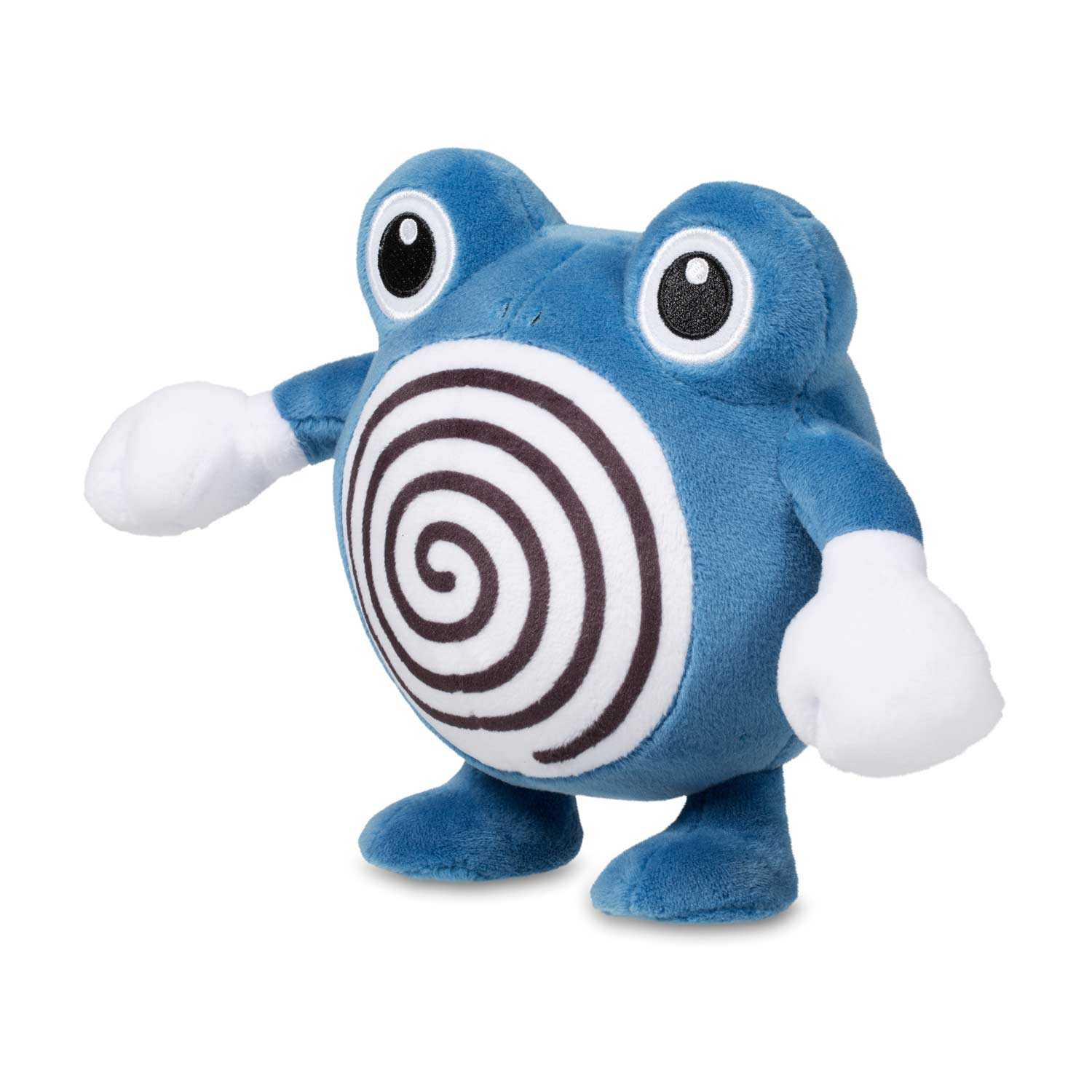 1024f17d ... Image for Poliwhirl Poké Plush (Standard) - 9 In. from Pokemon Center  ...