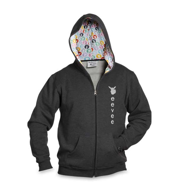 Image for Eevee Roll Call Relaxed Fit Hoodie from Pokemon Center