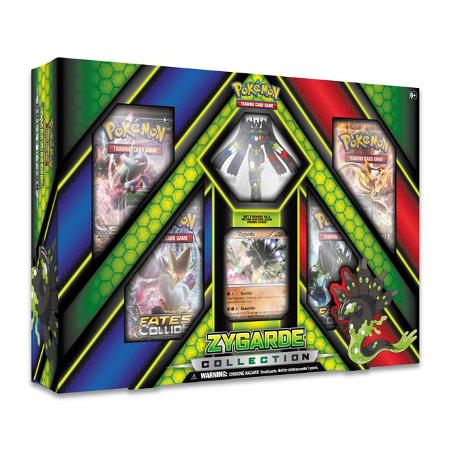 Image for Pokémon TCG: Zygarde Collection from Pokemon Center
