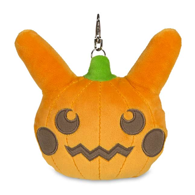 Image for Pikachu Pumpkin Card Case from Pokemon Center