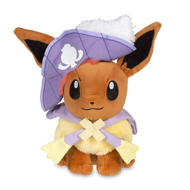"Image for Eevee Halloween Circus Poké Plush (Standard) - 7.5"" from Pokemon Center"