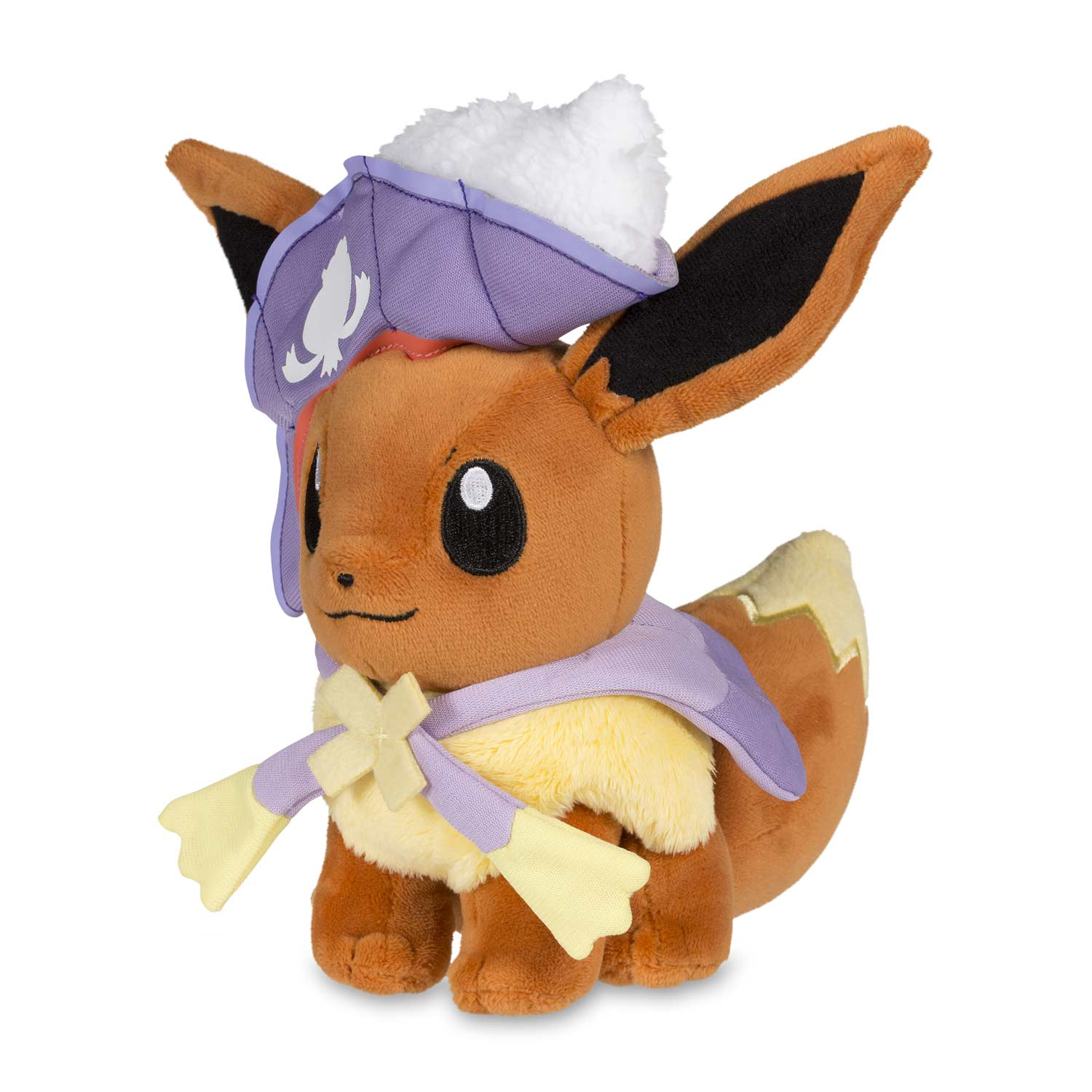 image for eevee halloween circus pok plush standard 75 in from pokemon