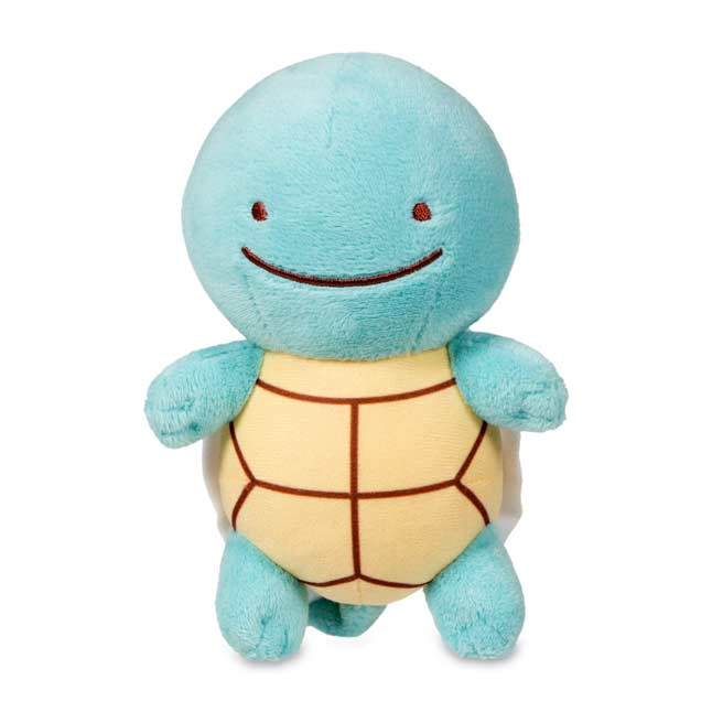 "Image for Ditto as Squirtle Poké Plush (Standard Size) - 6"" from Pokemon Center"