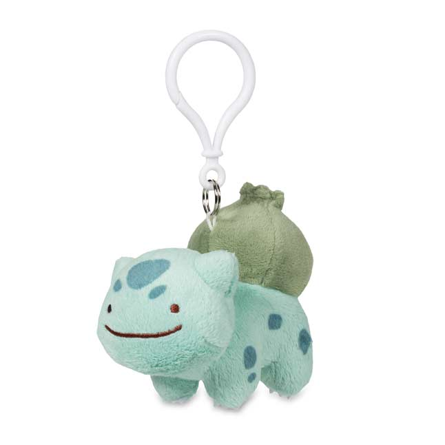 Image for Ditto as Bulbasaur Plush Keychain from Pokemon Center