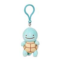 Image for Ditto as Squirtle Plush Keychain from Pokemon Center