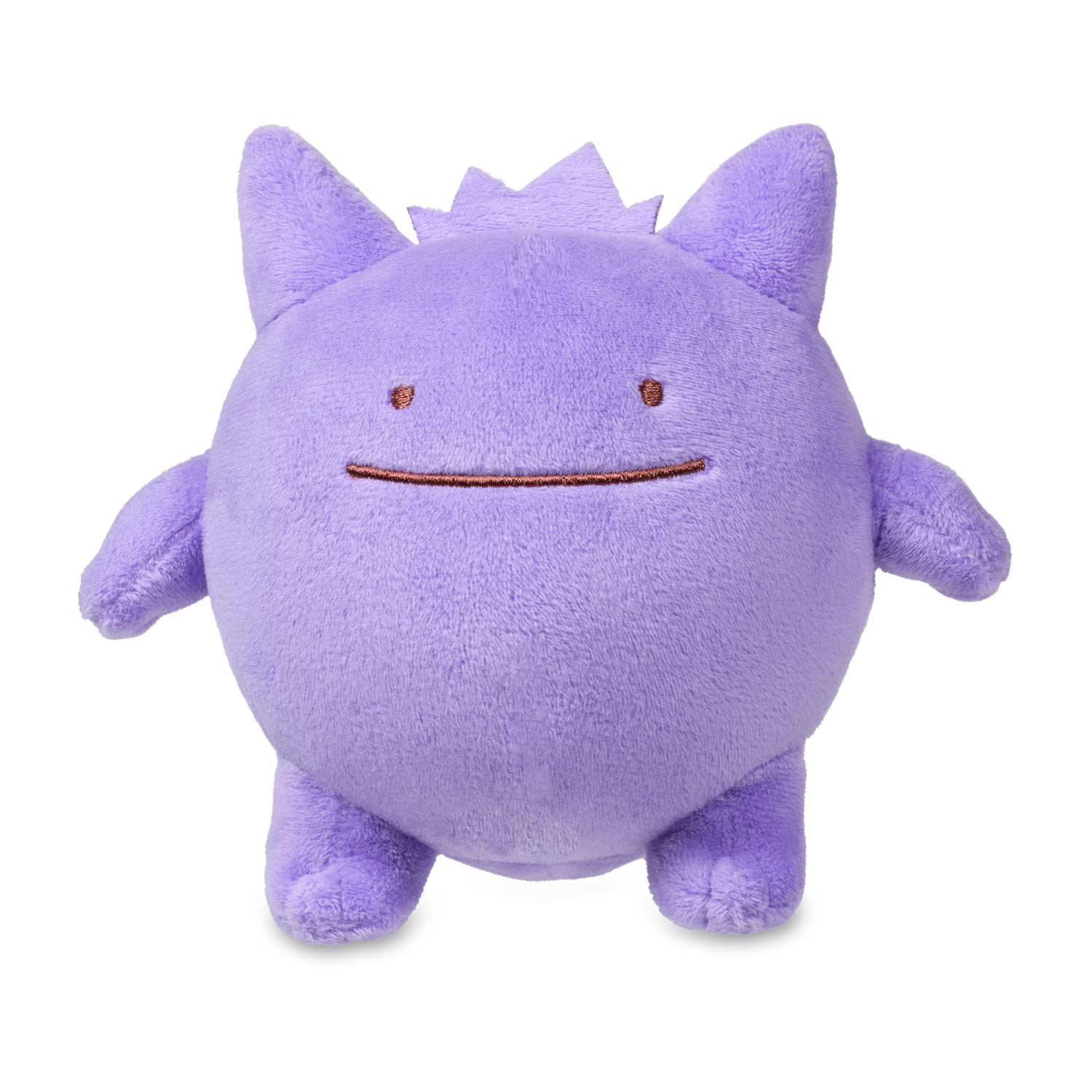 067453f7e75 Image for Ditto as Gengar Poké Plush (Standard Size) - 7 In. from