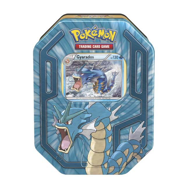 Image for Pokémon TCG: Pokémon Champions Tin (Gyarados) from Pokemon Center