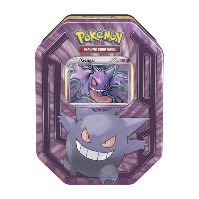 Image for Pokémon TCG: Pokémon Champions Tin (Gengar) from Pokemon Center