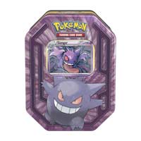Image for Pokémon TCG: Pokémon Champions Tin (Gengar) from Pokémon Center
