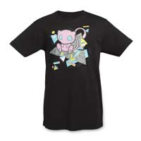 9d5ad2bf Mew Mythical Mania Relaxed Fit Crewneck T-Shirt