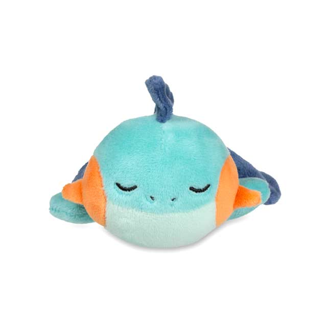 Image for Sleeping Marshtomp Kuttari Cutie Poké Plush from Pokemon Center