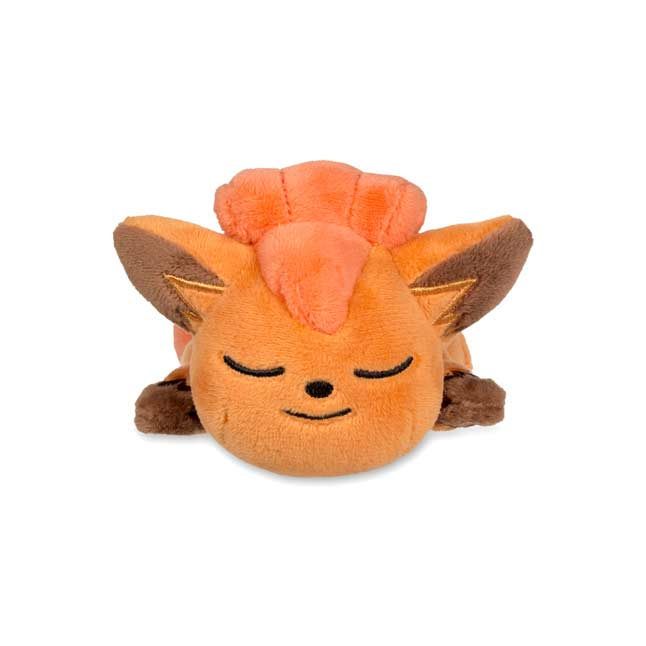 Image for Sleeping Vulpix Kuttari Cutie Poké Plush from Pokemon Center