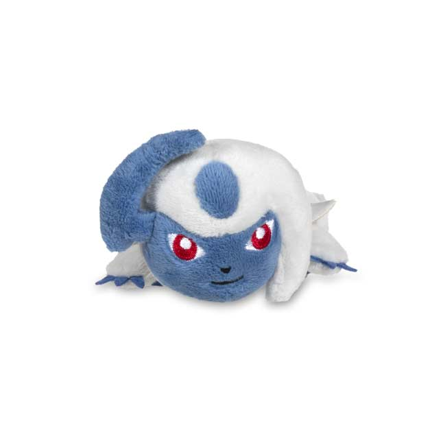 Image for Absol Kuttari Cutie Poké Plush from Pokemon Center