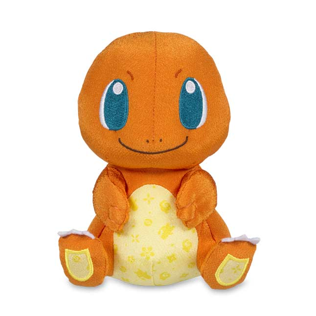 "Image for Charmander Chirimen Poké Plush (Standard Size) - 6.5"" from Pokemon Center"