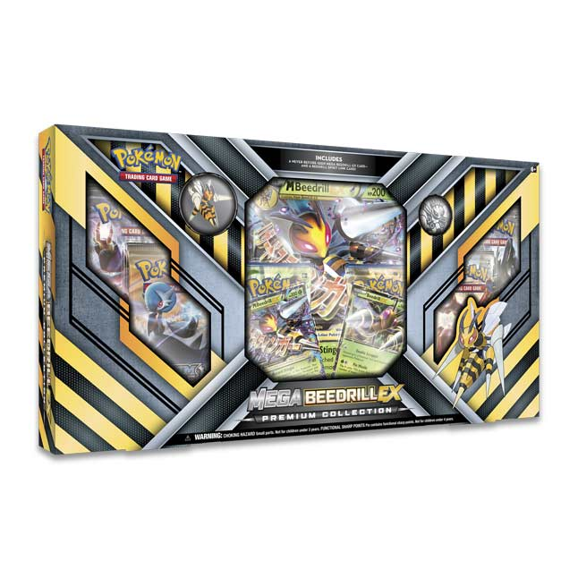 Image for Pokémon TCG: Mega Beedrill-EX Premium Collection from Pokemon Center