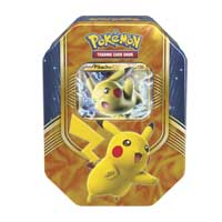 Image for Pokémon TCG: Battle Heart Tin (Pikachu) from Pokémon Center