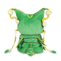 Image for Pikachu with Mega Rayquaza Hoodie Poké Plush (Standard) - 8 1/2 In. from Pokémon Center