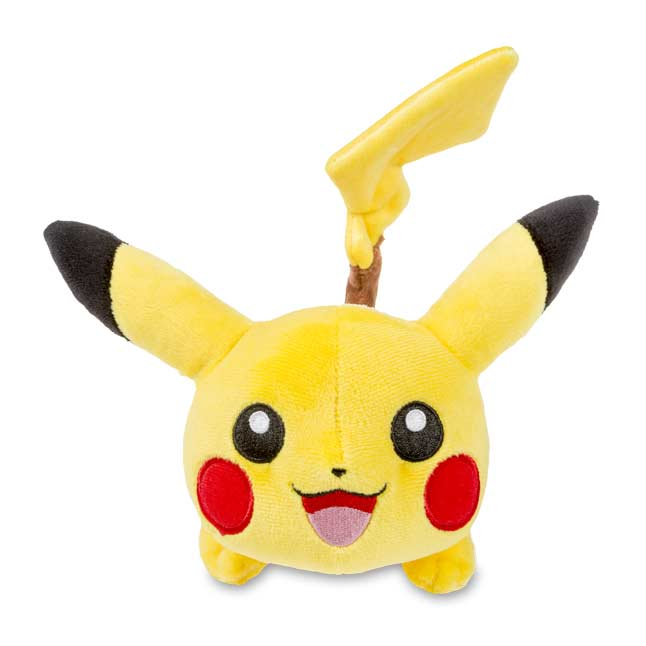 "Image for Running Pikachu Poké Plush (Standard) - 5"" from Pokemon Center"