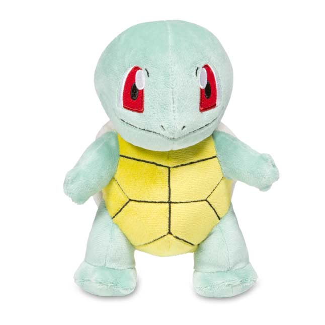 "Image for Squirtle Poké Plush (Standard) - 7 1/4"" from Pokemon Center"