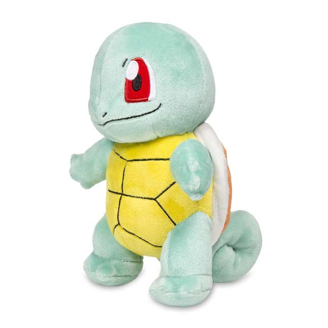 7 1//4 Pokemon Center Squirtle Pok/é Plush Standard Size