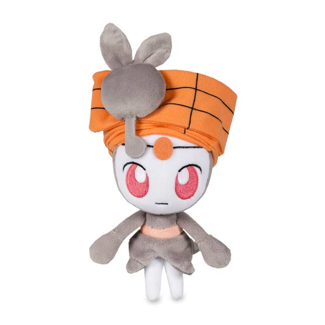 "Image for Meloetta Pirouette Forme Poké Doll Standard - 7"" from Pokemon Center"