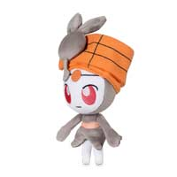 Image for Meloetta Pirouette Forme Poké Doll Standard - 7 In. from Pokemon Center