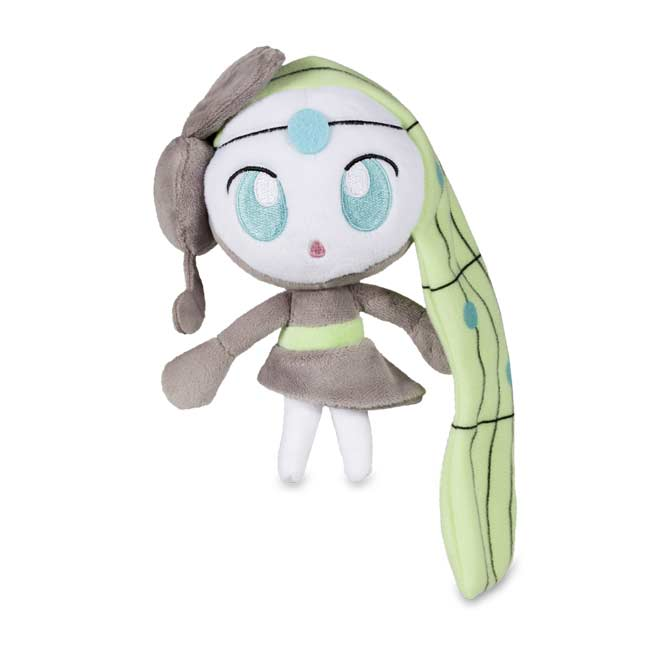 "Image for Meloetta Aria Forme Poké Doll Standard - 6.5"" from Pokemon Center"