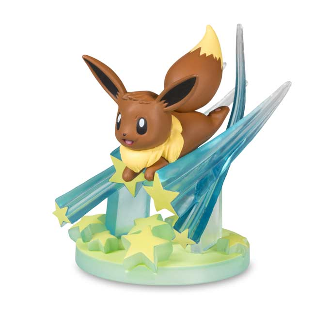Image for Pokémon Gallery Figure: Eevee—Swift from Pokemon Center