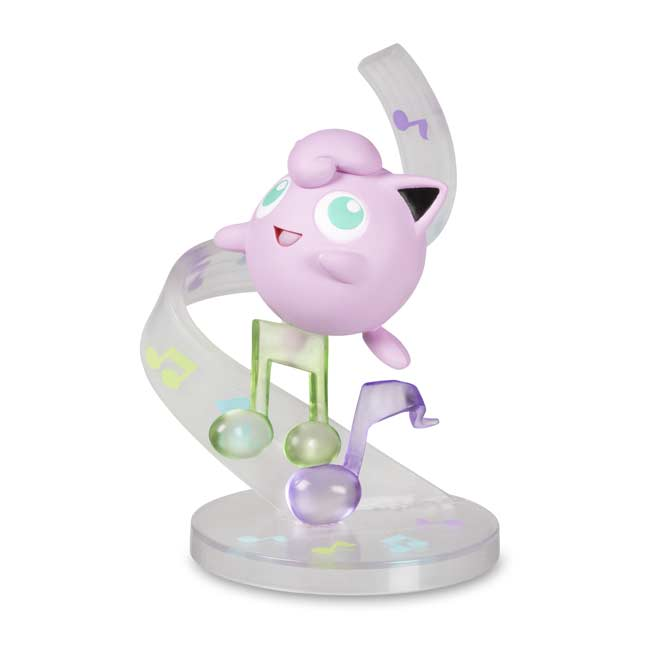Image for Pokémon Gallery Figure: Jigglypuff—Sing from Pokemon Center