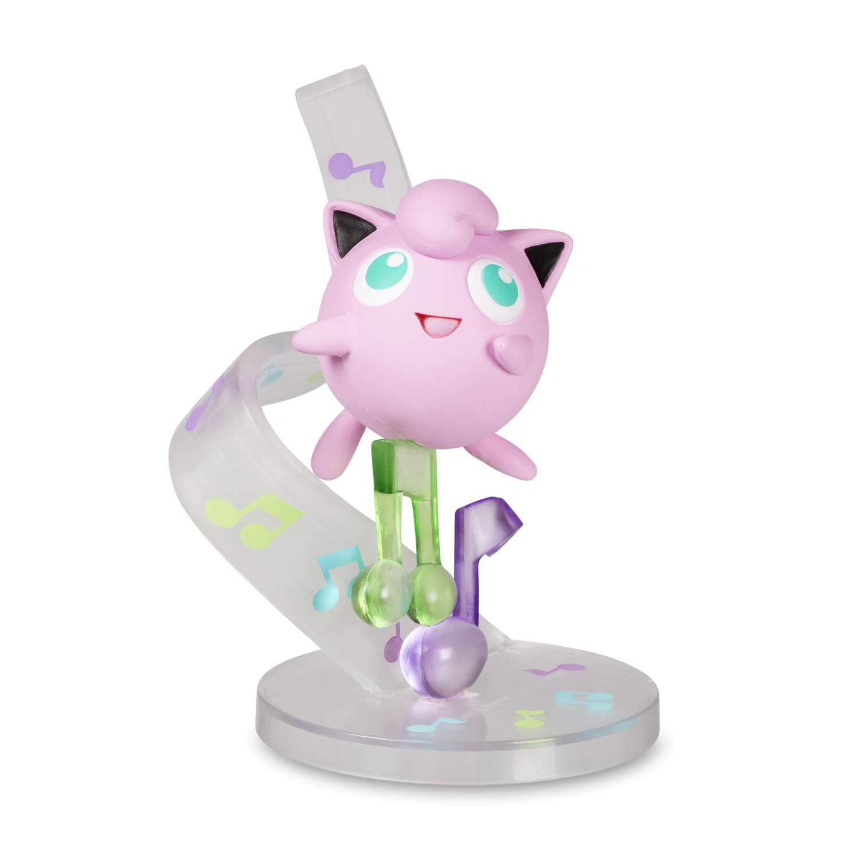 pokémon gallery figure jigglypuff sing pokémon center original