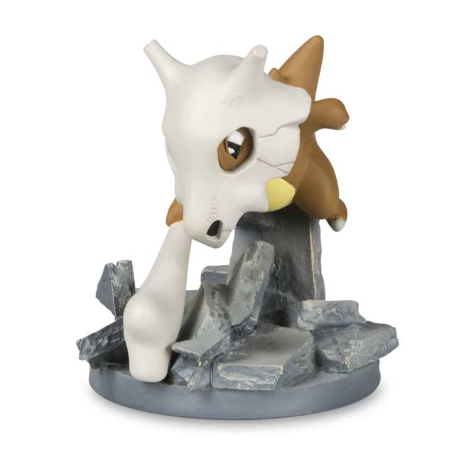 Image for Pokémon Gallery Figure: Cubone—Bone Club from Pokemon Center