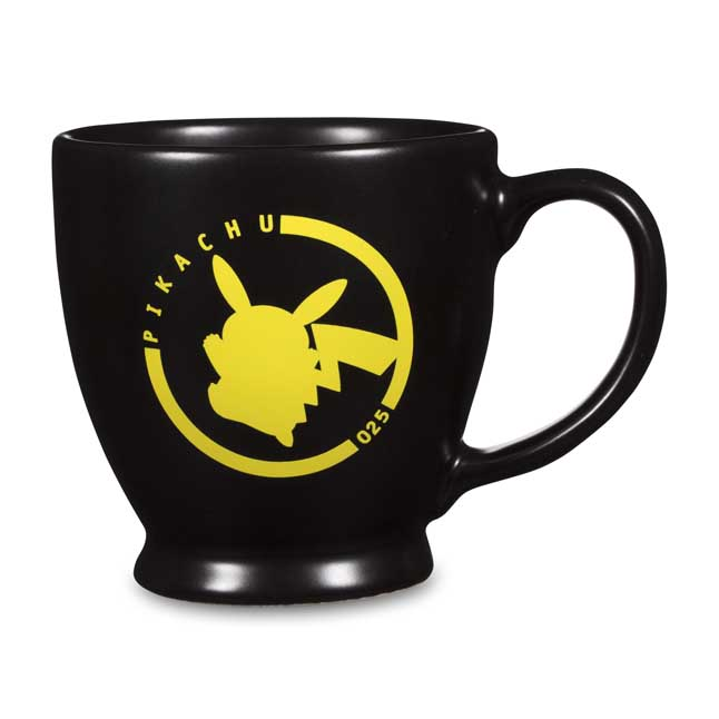 Image for Silhouette Sync Pikachu Mug from Pokemon Center