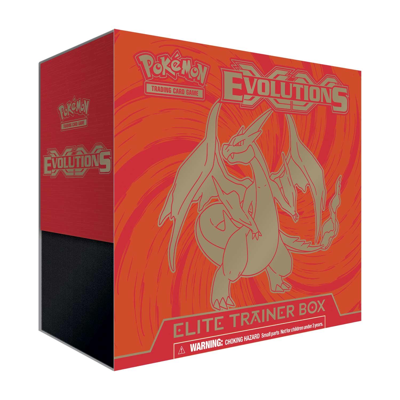 Pokémon POKEMON TCG XY Evolutions ELITE TRAINER BOX No Cards Included Losse kaarten