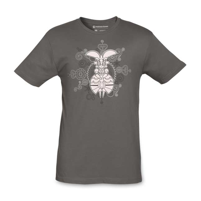 Image for Magearna Relaxed Fit Crewneck T-Shirt from Pokemon Center